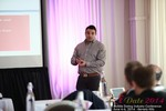 Justin Smith, Director Of Business Development at Cake Marketing at the June 4-6, 2014 Mobile Dating Business Conference in Los Angeles