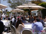 Lunch at the June 4-6, 2014 Mobile Dating Industry Conference in Los Angeles
