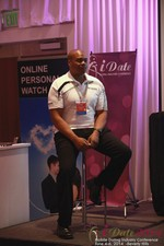 Nigel Williams, VP at Adxpansion On Best Strategies For Online Dating Conversions at the 38th Mobile Dating Business Conference in Los Angeles
