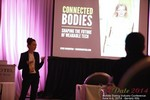 Syuzi Pakhchyan Of Fashioning Technology Keynote Presentation On Wearable Technology at the 2014 Los Angeles Mobile Dating Summit and Convention