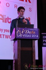 Aaron Stein - Director of User Acquisition @ HowAboutWe at Las Vegas iDate2014