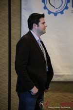 Adam Huie - CEO of Sway at the January 14-16, 2014 Las Vegas Online Dating Industry Super Conference