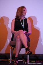 Amanda Launcher - Sr. Consultant @ Neo4J at the 2014 Las Vegas Digital Dating Conference and Internet Dating Industry Event