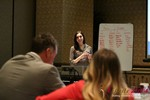 Antonia Geno - IDCA Certification Course at the 37th International Dating Industry Convention