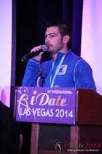 Steve Dakota Happas - Moderator of Dating Affiliate Marketing Panel at the 2014 Internet Dating Super Conference in Las Vegas