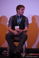 Steve Dean - CEO of Dateworking at the January 14-16, 2014 Internet Dating Super Conference in Las Vegas