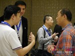 Business Networking  among C-Level Dating Industry Executives at the 2015 Beijing Asia Mobile and Internet Dating Expo and Convention