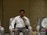 Sanjeev Misra of Matrimony.com - Final Panel at the 41st iDate2015 Beijing convention