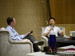 OPW Interview with Jason Tian - CEO of Baihe at the 2015 China & Asia Internet Dating Industry Conference in Beijing