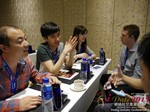 Speed Networking at the 2015 China & Asia Internet Dating Industry Conference in China