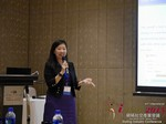 Violet Lim - CEO of Lunch Actually at the May 28-29, 2015 Mobile and Internet Dating Industry Conference in China