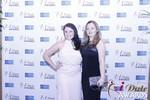 Genevieve Zawada and Sarah Ryan at the 2015 Las Vegas iDate Awards Ceremony