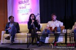 Tanya Fathers - CEO of Dating Factory on the Final Panel at iDate2015 Las Vegas