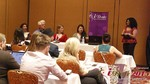 Dating Events Panel for Matchmakers and Dating Coaches - Deanna Lorraine, Mark Owen, Kimberly Seltzer, Tracy Lee and Damona Hoffman at Las Vegas iDate2015