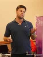 Ben Lambert CEO Clocked Io Speaking At CEO Therapy at the October 14-16, 2015 event for global online dating and matchmaking professionals in London