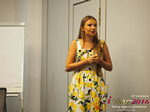 Svetlana Mukha - CEO of Diolli at the iDate Dating Agency Business Executive Convention and Trade Show