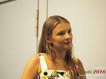 Svetlana Mukha - CEO of Diolli at the 45th iDate2016 Limassol,Cyprus