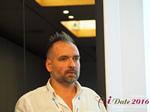 Vladimir Zhovtenko - CEO of BidBot at the 45th iDate2016 Limassol,Cyprus