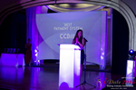 Jenny Gonzalez Presenting the Best Payment System Award in Miami at the January 26, 2016 Internet Dating Industry Awards