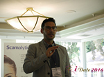 John Volturo (CMO, Spark Networks)  at the 2016 L.A. Mobile Dating Summit and Convention