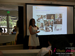 Melissa Mcdonald (Business Development at Yandex)  at the iDate Mobile Dating Business Executive Convention and Trade Show