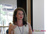 Melissa Mcdonald (Business Development at Yandex)  at the June 8-10, 2016 Mobile Dating Indústria Conference in Los Angeles