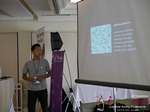 Monty Suwannukul (Product designer at Grindr)  at the 38th Mobile Dating Indústria Conference in L.A.