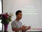 Monty Suwannukul (Product designer at Grindr)  at iDate2016 West