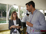 Networking  at the 38th Mobile Dating Indústria Conference in L.A.