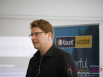 Alex Harrington - CEO of SNAP Interactive at the 48th iDate Mobile Dating Negócio Trade Show