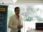 Ritesh Bhatnagar - CMO of Woo at the 48th Mobile Dating Negócio Conference in Los Angeles