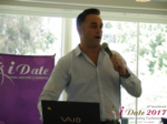 Steven Ward - CEO of Love Lab at the 2017 Online and Mobile Dating Negócio Conference in Los Angeles