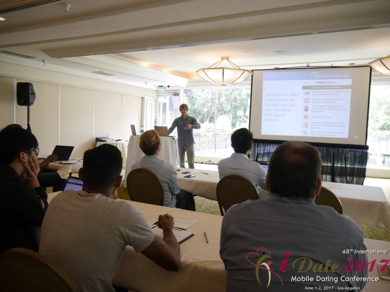 Steve Dean - Developing a Mobile Dating Strategy at the June 1-2, 2017 Studio City Internet and Mobile Dating Indústria Conference