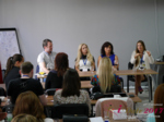 Final Panel at the 49th International Romance Industry Conference in Misnk, Belarus