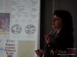 Irina Matulkova at the 49th Premium International Dating Industry Conference in Belarus