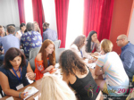 Speed Networking at the July 19-21, 2017 International Romance Industry Conference in Misnk, Belarus