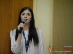 Olga Resnikova - CEO of Ukrainian Space at the 48th iDate Premium International Dating & Dating Agency Indústria Trade Show