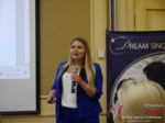 Valentina Gutarova - CEO of Ukrainian Real Brides at the 2018  Dating Agency Summit and Convention